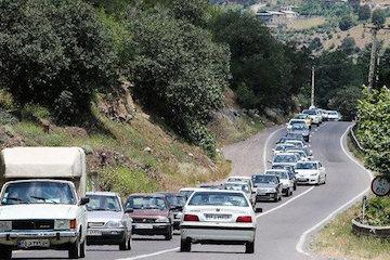 افزایش ۱۱ درصدی تردد نسبت به روز قبل در جادههای کشور