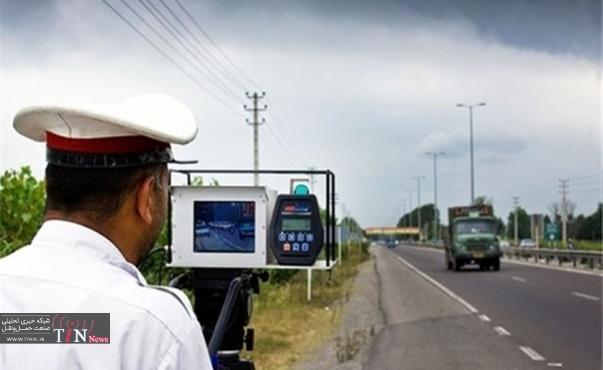 افزایش ۴۱درصدی برخورد با تخلفات جادهای