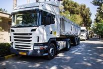 تجهیزات جادهای برای ساخت خطوط ریلی