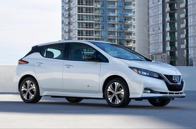 2019 Nissan Leaf Plus revealed: 226-mile range, quicker acceleration