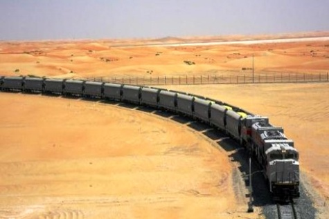 Etihad awaits approval for commercial start of rail network in UAE
