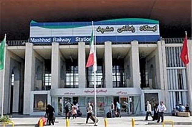 سومین تور قطار گردشگری از مشهد به نیشابور رسید