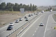 جدول وضعیت ترافیک لحظهای راههای اصلی و فرعی استان تهران -۳