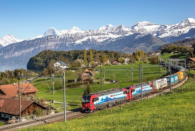 New Rail Link: inside Switzerland's largest ever construction project