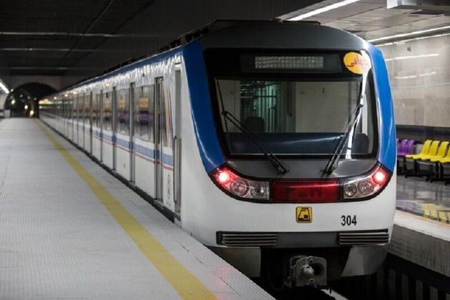 مترو تهران به نمازگزاران عید قربان خدمات ویژه میدهد