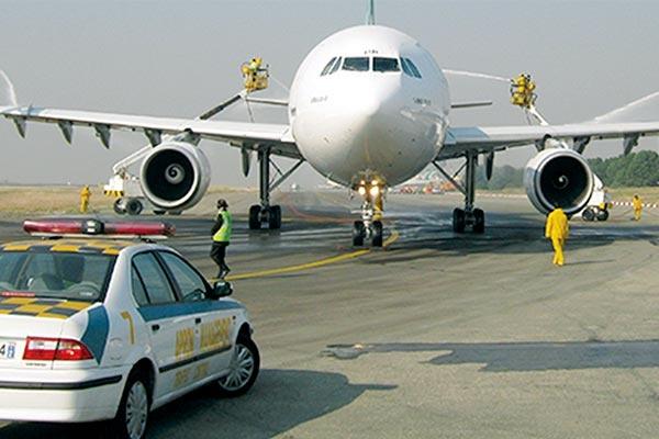 بار گران خدمات فرودگاهی بر دوش بخش خصوصی