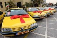 فعالیت هزار تاکسی فرسوده در مشهد