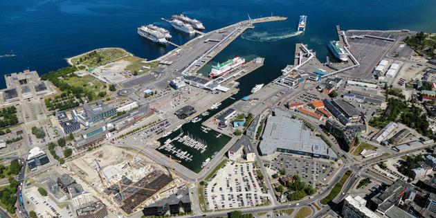 IMO 2020 enhances Tallin's liquid bulk cargo volumes