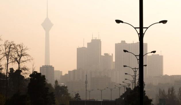 هوای تهران، آخر هفته ناسالم است