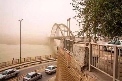 طبیعت خوزستان دیگر طاقت ندارد