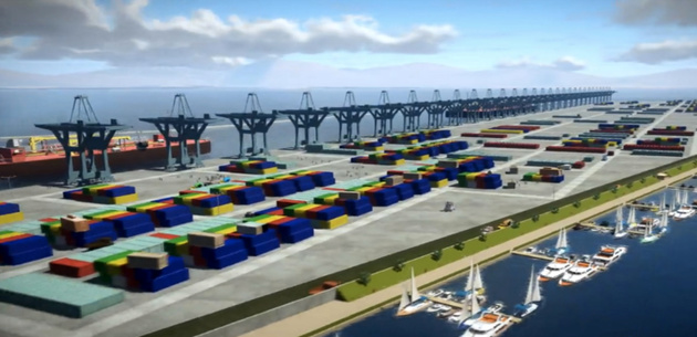 New container hub to transform the Port of Palermo