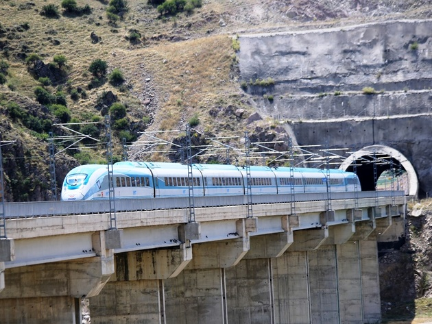 Marmaray corridor to open in Q1 2019, minister says