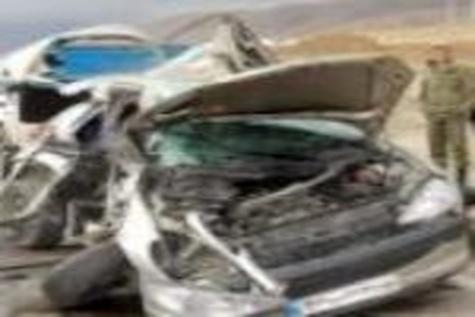 تصادفات رانندگی فوتی درون شهری و برون شهری در لرستان کاهش یافت
