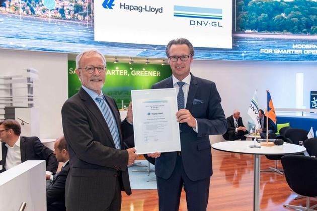 Hapag-Lloyd Praised for Green Ship Recycling