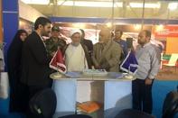 گزارش تصویری/ بازدید نماینده ولیفقیه در ارتش از غرفه تین در نمایشگاه ایروپرشیا