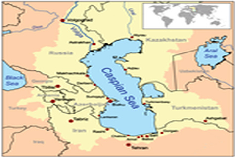 Iran launches Caspian shipping line