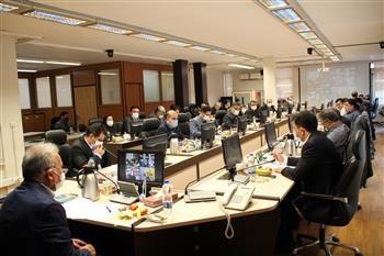 برگزاری دویست و پنجاهمین جلسه شورای مرکزی سازمان نظام مهندسی ساختمان کشور