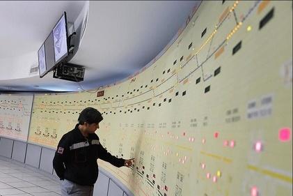 راهبری و مدیریت ترافیک مترو تهران اینجا انجام میشود