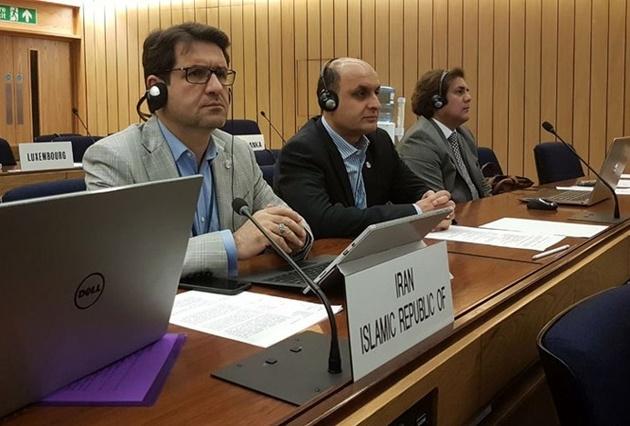 آغاز به کار یکصد و بیستمین اجلاس شورای IMO