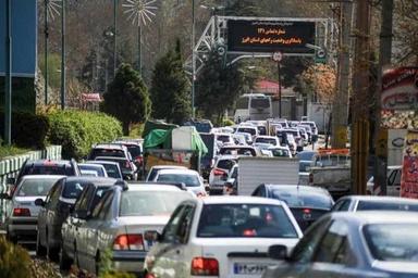ترافیک سنگین در محورهای شمالی کشور ادامه دارد