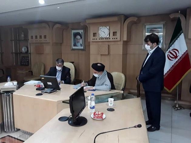 تفاهمنامه اوقاف با وزارت راه و شهرسازی