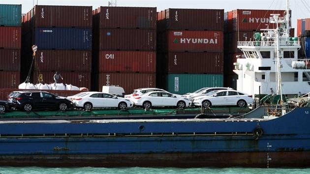 Iran's car imports up 43%