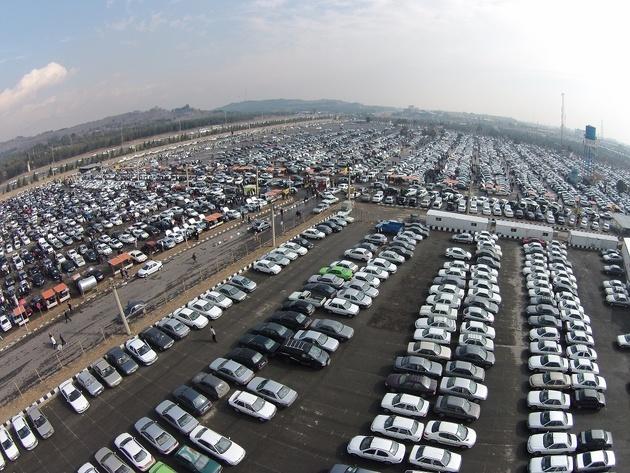 صدور مجوز تردد خودروهای سواری از مرز بیلهسوار