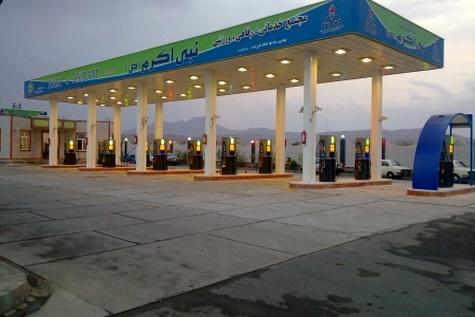 مصرف CNG در استان کرمانشاه ۸ درصد افزایش یافت