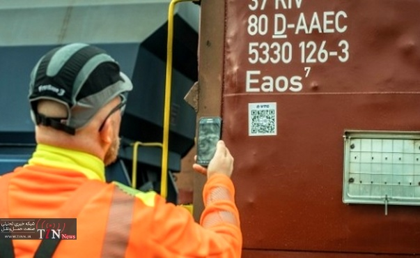 Wagons equipped with energy - harvesting smart sensors