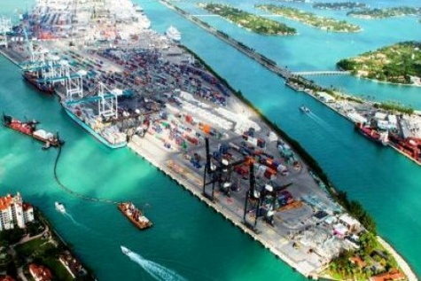 Port Miami deep dredge project completed