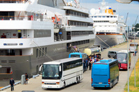 Port of Riga aspires to be an attractive cruise destination