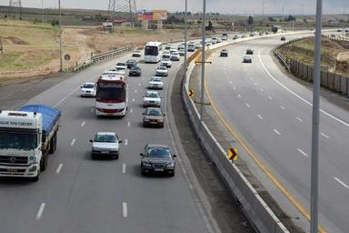 جزئیات ممنوعیتها و محدودیتهای ترافیکی محورهای مواصلاتی کشور/ کاهش۴.۴ درصدی تردد نسبت به روز قبل