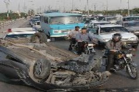 کاهش ۱۲ درصدی تصادفات منجر به فوت در فارس