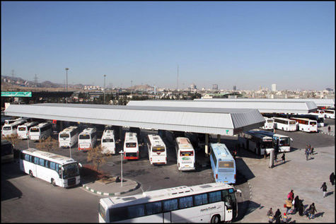 کاهش صددرصدی تلفات ناوگان عمومی در سفرهای نوروزی