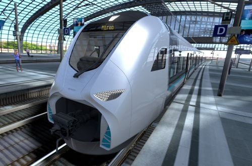 Siemens and Ballard to develop fuel cell train