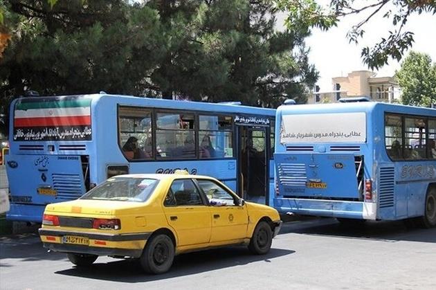 پرداخت کمک هزینه بیمه تامین اجتماعی رانندگان تاکسی واتوبوس