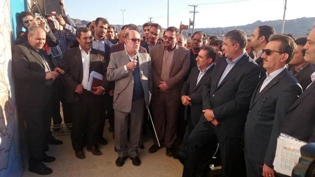افتتاح 62 کیلومتر بزرگراه در استان یزد