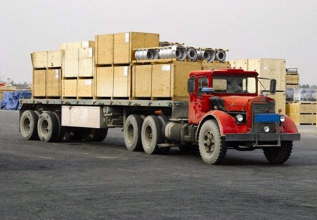 ۳۸ درصد ناوگان حملونقل باری آذربایجانشرقی فرسوده است