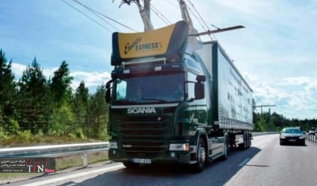 راه اندازی بزرگراه برقی در سوئد