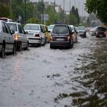 سیل، آبگرفتگی و طوفان در ۸ استان