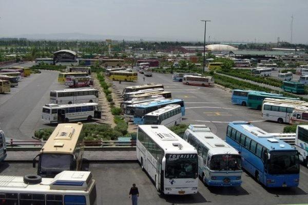 جابجایی مسافر در خوزستان کاهش ۵۰ درصدی داشت