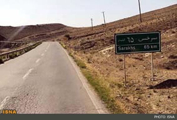 جاده پر خطر سرخس - مشهد ایمن میشود؟