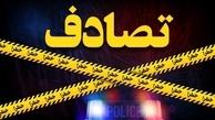 دو کشته و سه مصدوم در سانحه رانندگی بامداد امروز در تبریز
