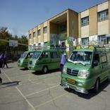 اعلام شرایط رانندگان سرویس مدارس