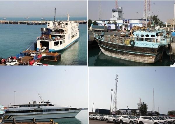 از رونق صادرات و ترانزیت تا افزایش مسافران دریایی