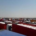 رانندگان عراقی برای حمل  کالاهای ایرانی اعتصاب کردند