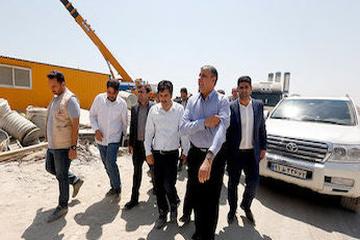 صحبتهای تازه وزیر راه پس از بازدید از آزادراه تهران-شمال