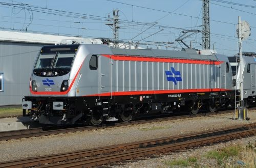 Bombardier ships first Traxx locomotive for Israel