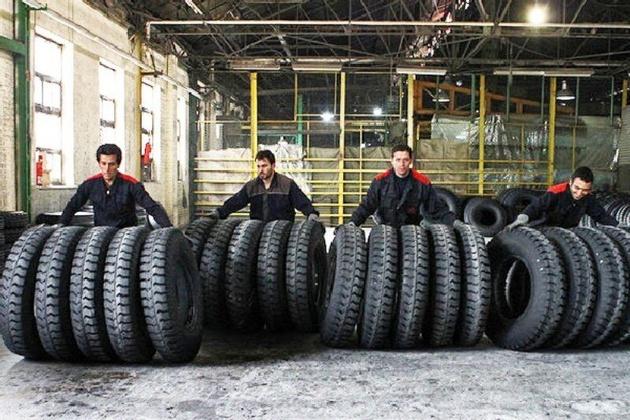 اختصاص 30 هزار لاستیک به ناوگان جادهای خراسان رضوی