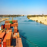Suez Canal achieves second highest daily tonnage ever